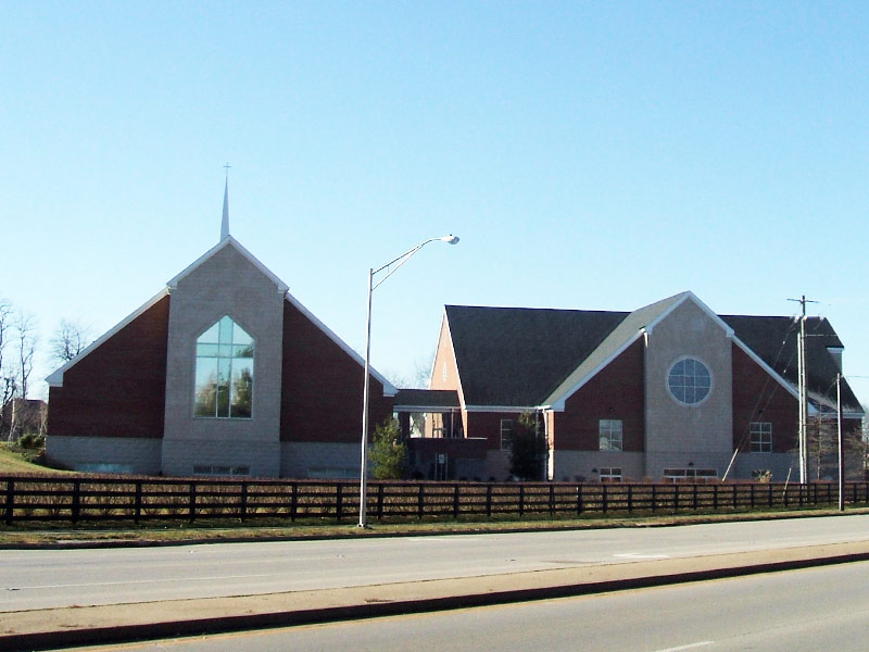 Anchor Baptist Church, Burchfield and Thomas