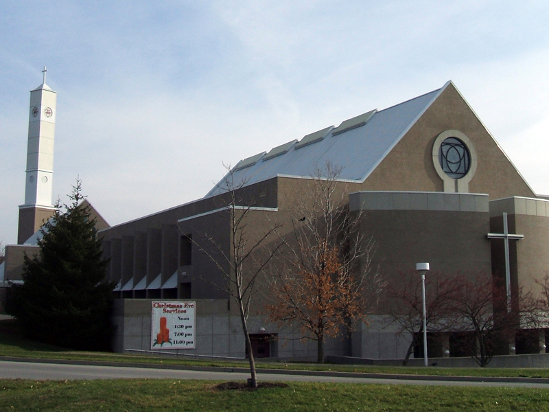 Centennary United Methodist, Messer Construction